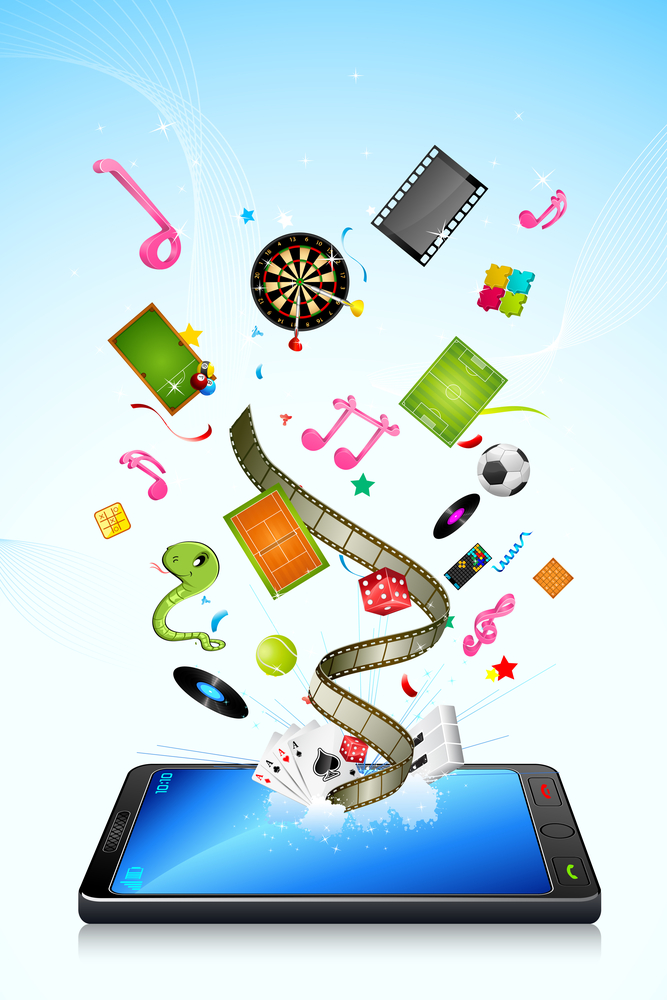 bigstock illustration of different app 25627763 Sportsday
